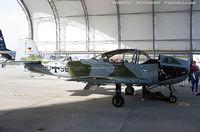 N382FW @ KNKT - Focke-Wulf FWP-149D  C/N 75, N382FW