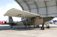 N44953 @ KNKT - Helio H-295/U-10A Super Courier  C/N 532, N44953