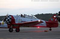 N601JF @ KNKT - North American AT-6C Texan  C/N 88-12151, N601JF