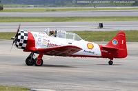 N791MH @ KNKT - North American T-6G Texan  C/N 182-478, N791MH