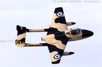 N23105 @ KNKT - De Havilland DH-115 Vampire T.55  C/N 982, N23105