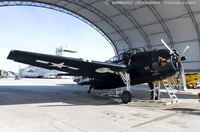N40402 @ KNKT - Grumman TBM-3 Avenger Doris Mae  C/N 91426, N40402