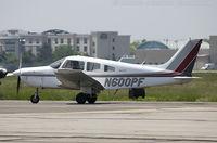 N600PF @ KFRG - Piper PA-28-161 Warrior II  C/N 28-7816109, N600PF