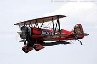 N32KP @ KFRG - Jet Waco Taperwing  C/N 001 - Jeff Boerboon, N32KP