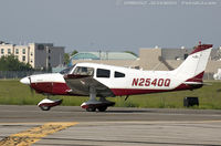 N2540Q @ KFRG - Piper PA-28-181 Archer  C/N 28-7790404, N2540Q