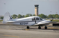 N3126P @ KFRG - Piper PA-23 Apache  C/N 23-1049, N3126P