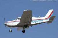 N38433 @ KFRG - Piper PA-28-161 Warrior II  C/N 28-7716254, N38433