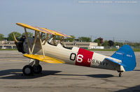 N49927 @ KFRG - Boeing A75N1(PT17) Stearman  C/N 75-2403, N49927