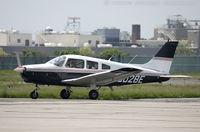 N3028E @ KFRG - Piper PA-28-161 Warrior II  C/N 28-7916168, N3028E