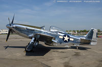 N151AM @ KFRG - North American F-51D Mustang  C/N 4473420, NL151AM