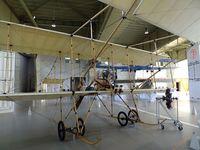 NONE - Farman III replica at the Luftwaffenmuseum (German Air Force Museum), Berlin-Gatow