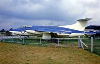 XK488 @ EGDY - XK488   Blackburn Buccaneer S.1 [B3-03-58] (Ex Royal Navy / Fleet Air Arm Museum) RNAS Yeovilton~G 10/09/1974