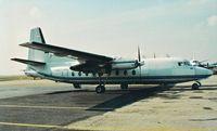 F-GDXT @ EGLF - Farnborough Airport early 1990's - by Clayton Eddy