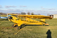 N98286 @ 40I - Piper J-3C 65 horsepower looking good - by Christian Maurer