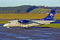 TF-CSD @ EGPD - TF-CSD   Dornier Do-328-110 [3006] (City Star Airlines) Aberdeen (Dyce)~G 11/01/2008