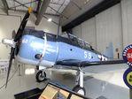 N93RW @ KEFD - Douglas A-24B, displayed as an SBD Dauntless at the Lone Star Flight Museum, Houston TX