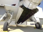 N6447C @ KEFD - Grumman (General Motors) TBM-3E Avenger at the Lone Star Flight Museum, Houston TX