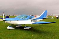 G-WOOO @ EGBK - G-WOOO   Czech Aircraft Works SportCruiser [LAA 338-13480] Sywell~G 04/09/2011 - by Ray Barber