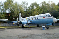 50258 - 50258   Vickers Viscount 843 [453]  (Ex Chinese Air Force / China Aviation Museum) Datangshan~B 06/11/2008