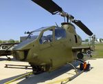 N599HF @ KEFD - Bell TAH-1P Cobra at the Lone Star Flight Museum, Houston TX