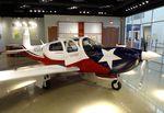 N20XR @ KEFD - Mooney M20R Ovation at the Lone Star Flight Museum, Houston TX