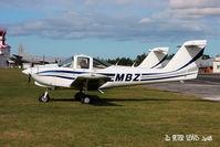ZK-MBZ @ NZWP - RNZAF Base Auckland Aviation Sports Club, Whenuapai