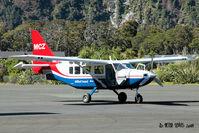 ZK-MCZ @ NZMF - Milford Sound Flights Ltd., Queenstown