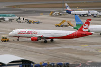 OE-LCS @ VIE - Laudamotion Airbus A321 - by Thomas Ramgraber