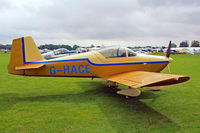 G-HACE @ EGBK - G-HACE   Van's RV-6A [1951] Sywell~G 04/09/2011