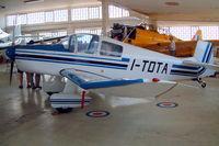 I-TOTA @ LIPO - I-TOTA   SAN Jodel DR.1050 [322] Brescia-Montichiari~I 18/07/2004