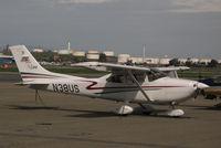 N38US @ KCCR - 2002 Cessna 182T on Buchanan Field (Concord, CA) transient ramp