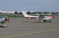 N94338 @ KCCR - Napa County Airport, CA-based 1978 Cessna 182Q on Buchanan Field (Concord, CA) transient ramp - by Steve Nation