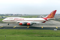 VT-ESP @ VABB - 'Ajanta' taxiing out for departure.