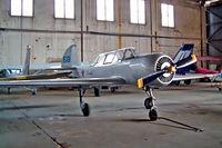 LY-AFJ @ LIMB - LY-AFJ   (58blue) Yakovlev Yak-52 [9712003] Milan-Bressio~I 20/07/2004