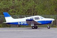 G-BPBM @ EGLK - G-BPBM   Piper PA-28-161 Warrior II [28-7916272] Blackbushe~G 02/05/2015