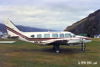 ZK-MCM @ NZQN - Welair Ltd., Paraparaumu 1998