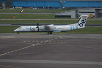 G-ECOG @ EHAM - Flybe - by Jan Buisman