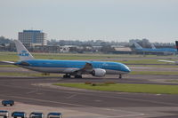 PH-BHA @ EHAM - KLM - by Jan Buisman