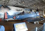 06694 - Douglas SBD-3 Dauntless at the USS Lexington Museum, Corpus Christi TX