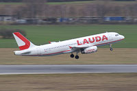 OE-LOB @ VIE - Laudamotion Airbus A320 - by Thomas Ramgraber