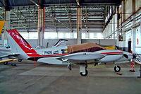 I-PNIN @ LIMB - I-PNIN   Piper PA-34-200T Seneca II [34-7570160] Milan-Bressio~I 20/07/2004