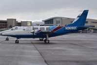 N369QC @ KBOI - Parked on the north GA ramp. - by Gerald Howard