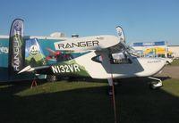N132VR @ KOSH - Ranger R7