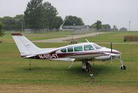 N4154T @ KOSH - Cessna 320D
