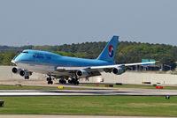 HL7461 @ KATL - HL7461   Boeing 747-4B5 [26405] (Korean Air) Atlanta-Hartsfield~N 11/04/2010