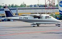 OY-PRW @ CPH - copenhagen13.8.1982 - by leo larsen