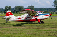 N93PD @ LSGY - At Yverdon airfield. - by sparrow9