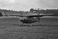 HB-TRR @ LSPL - At Langenthal-Bleienbach airfield in the sixties. - by sparrow9