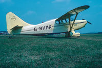 G-BHMR @ EGVP - Air-Britain Rally at Middle-Wallop. Scanned from a slide. - by sparrow9
