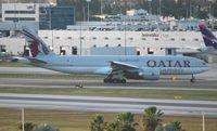 A7-BFG @ MIA - Qatar Cargo